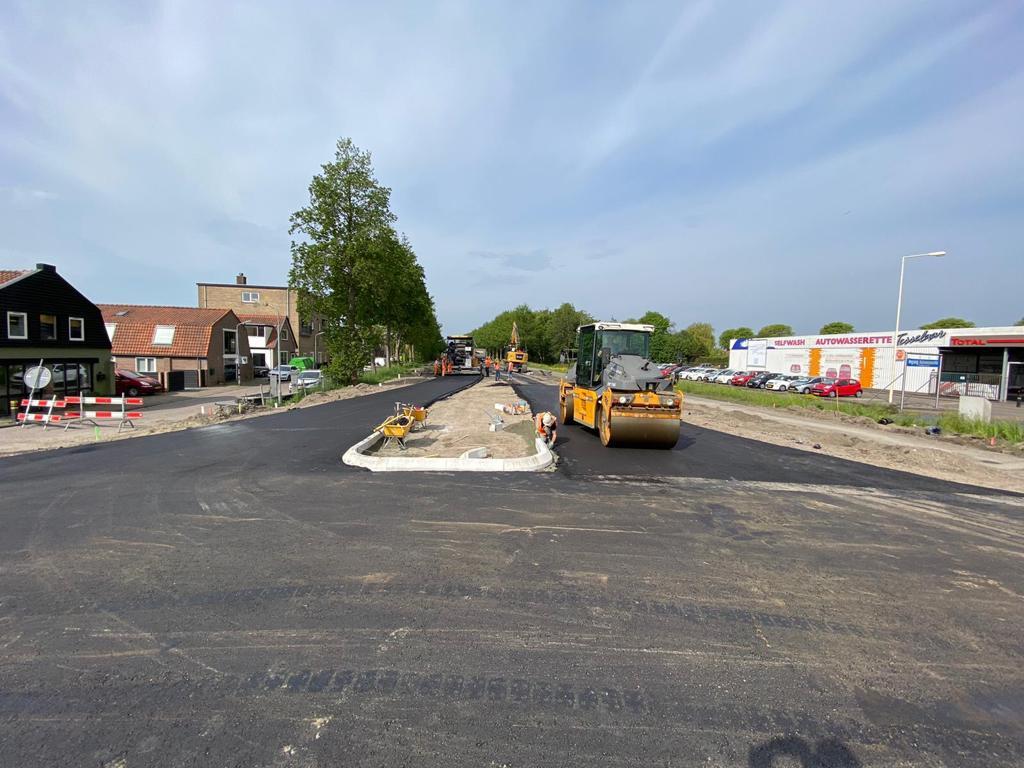 asfalteringwerkzaamheden uitbesteden