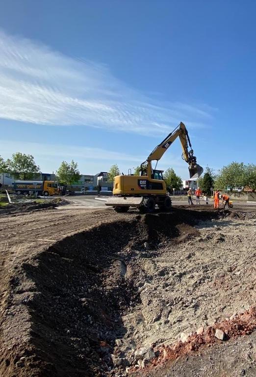 Aanleg onderhoud wegenbouw